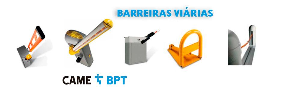 Barreiras Viárias da CAME BPT