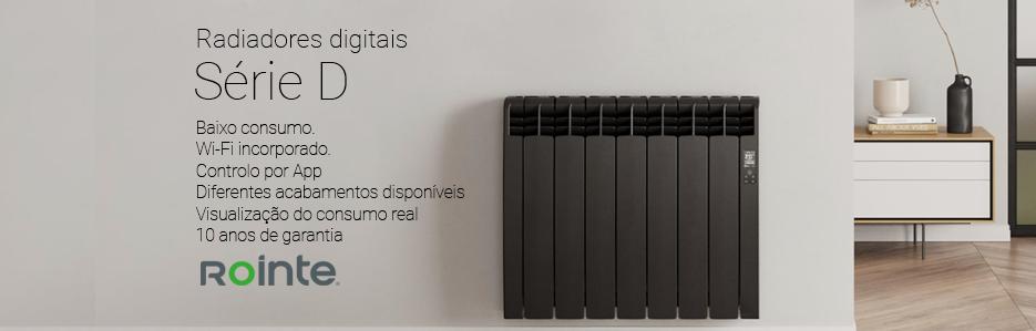 Radiadores Série D  - Rointe